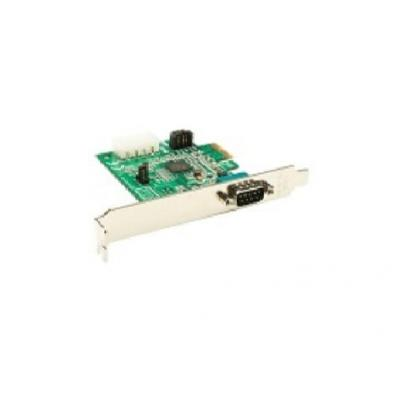 Lenovo interfaceadapter: ThinkServer Single Serial Port PCI Adapter - Multi kleuren