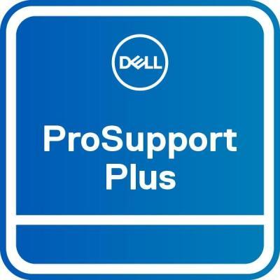 Dell garantie: 1Y Basic Onsite Service – 3Y ProSupport Plus