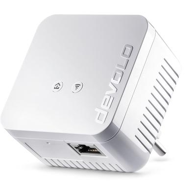 Devolo dLAN 550 WiFi Powerline adapter - Wit