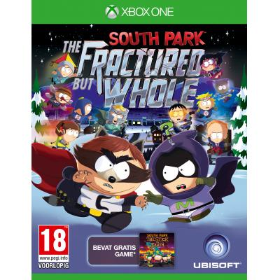 Ubisoft game: South Park, The Fractured but Whole  Xbox One