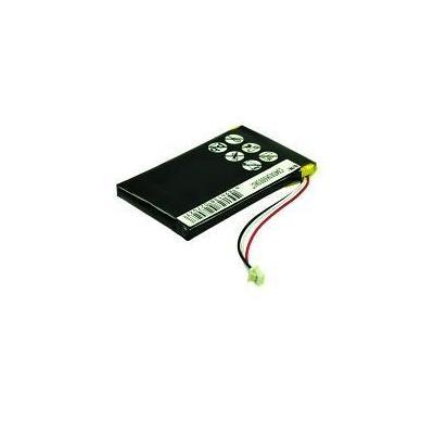 2-power batterij: GPI0008A - Zwart