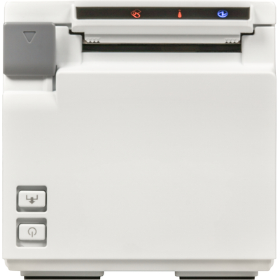 Epson TM-m10 (111): BT, White, PS, EU Pos bonprinter - Wit