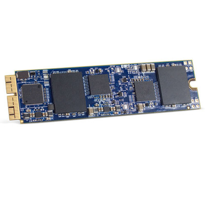 OWC Aura Pro X SSD - Zwart, Blauw