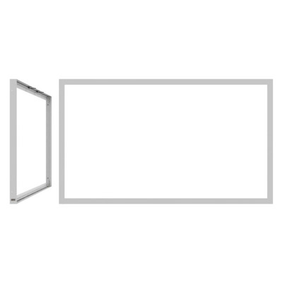 SMS Smart Media Solutions 48L/P Casing Frame WH Muur & plafond bevestigings accessoire