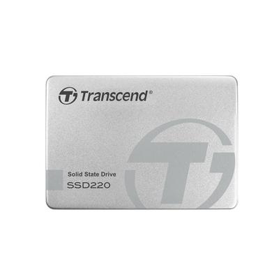 Transcend SSD220S SSD - Aluminium