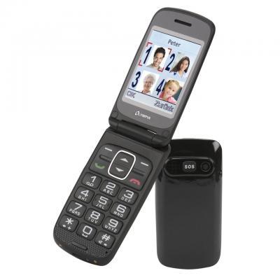 Olympia Primus Mobiele telefoon - Zwart