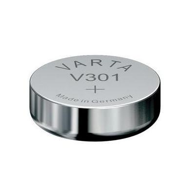 Varta batterij: V301 - Zilver