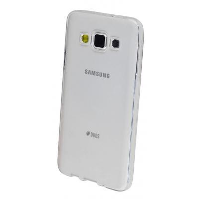 Mobiparts Classic TPU Case Samsung Galaxy A3 Transparent Mobile phone case - Transparant