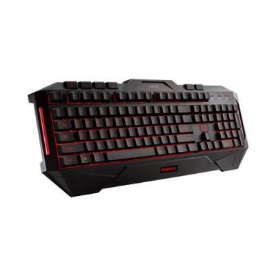 Asus toetsenbord: Cerberus - Zwart, QWERTY