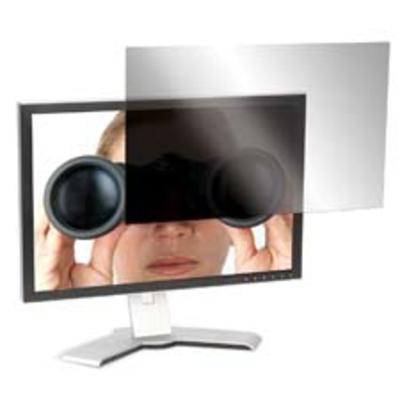 Targus Privacy Screens Schermfilter - Zwart, Transparant