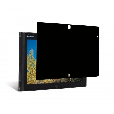 Lenovo schermfilter: 3M ThinkPad Tablet 2 4-way Privacy Filter from