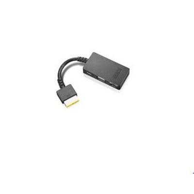 Lenovo ThinkPad OneLink Adapter - Zwart