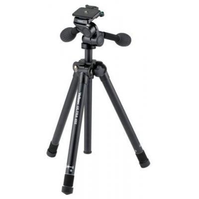 Velbon Ultra 455 Tripod - Zwart