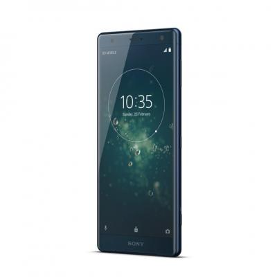 Sony smartphone: Xperia XZ2 - Groen 64GB