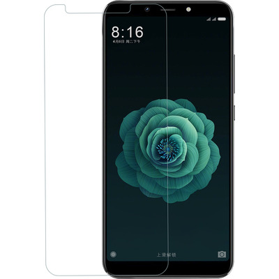 Azuri Tempered Glass for Xiaomi MI A2 Screen protector - Transparant