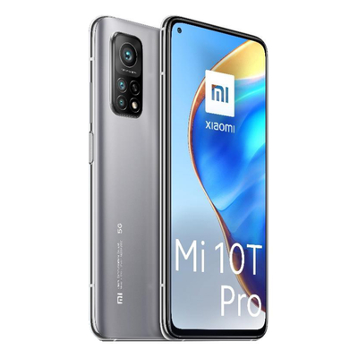 Xiaomi Mi 10T Pro Smartphone - Zilver 128GB