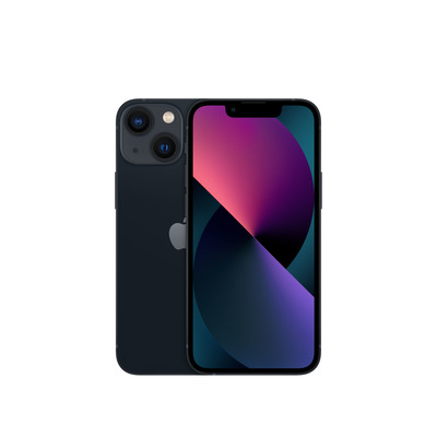 Apple iPhone 13 mini 128GB Midnight Smartphone - Zwart