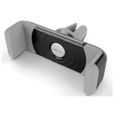 Kenu houder: Portable car mount, black - Zwart