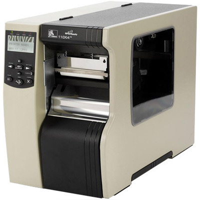Zebra 110Xi4 Labelprinter - Zwart