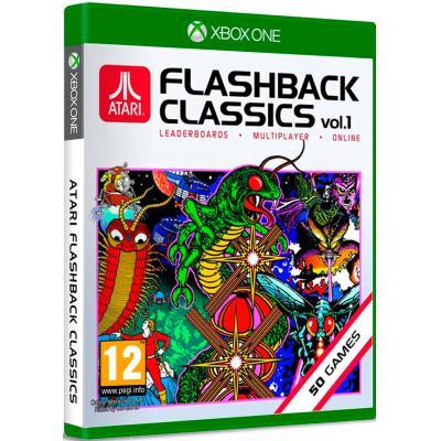 Pqube game: Atari Flashback Classics Vol.1  Xbox One