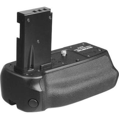 Olympus camera dock: HLD-5 - Zwart