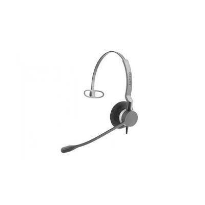 Jabra Biz 2300 USB UC Mono Headset - Zwart