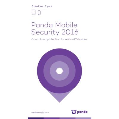 Panda software: Mobile Security 2016