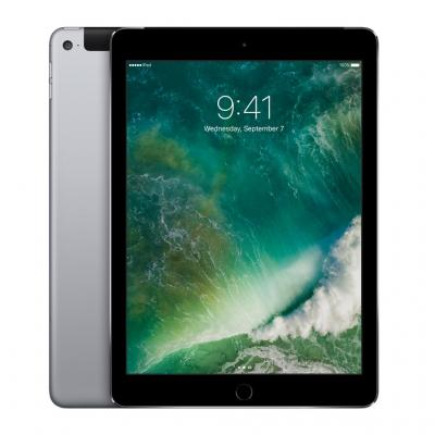 Apple tablet: iPad Air 2 Wi-Fi + Cellular 32GB - Space Gray - Grijs