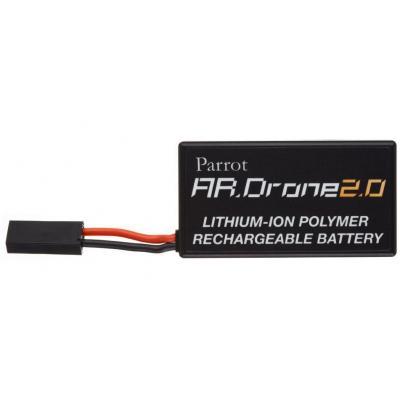 Parrot : HD Battery (High Density) - 1500 mAh - for AR.Drone 2.0 - Zwart