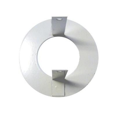 Newstar muur & plafond bevestigings accessoire: De FPMA-CRW5 is een witte afdekrozet voor de flatscreen .....