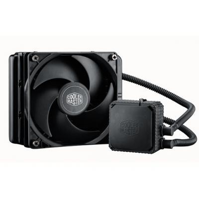 Cooler master water & freon koeling: Seidon 120V VER.2 - Zwart