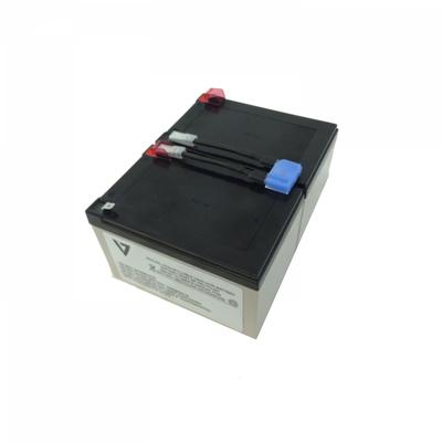 V7 RBC6 UPS UPS batterij - Zwart,Metallic