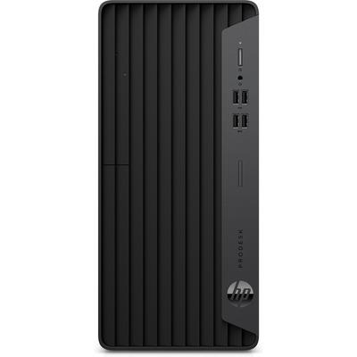 HP ProDesk 400 G7 Pc - Zwart - Renew
