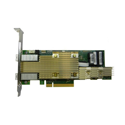 Intel Tri-mode PCIe/SAS/SATA Full-Featured RAID Adapter, 8 internal, 8 external ports Raid controller