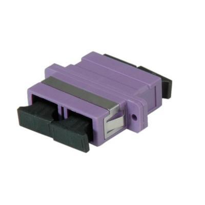 Value Fibre Optic koppeling SC/SC duplex, OM4 Fiber optic adapter