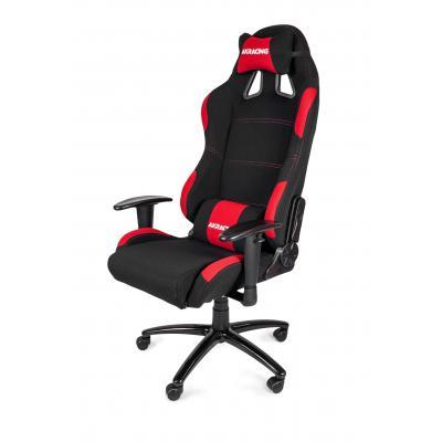 Akracing stoel: Gaming Chair Black Red, 150 kg max