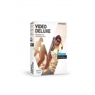 Magix grafische software: Magix, Video Deluxe