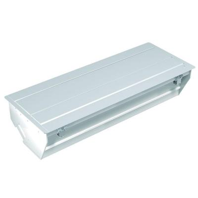 Bachmann : CONFERENCE built-in frame long silver - Zilver