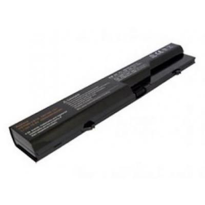 HP Li-Ion, 4400mAh, 47Wh, 6cell, 10.8V, Black Refurbished Batterij - Zwart - Refurbished ZG