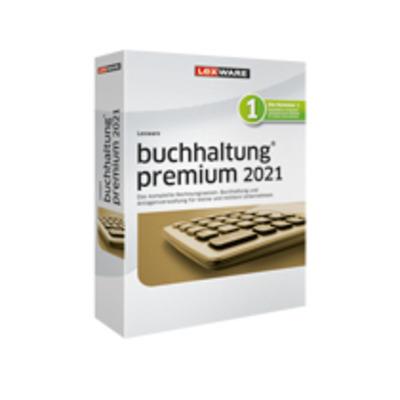 Lexware buchhaltung premium 2021 Boekhoudpakket