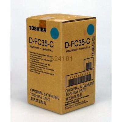 Dynabook D-FC35-C Ontwikkelaar print - Cyaan