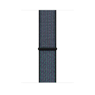 Apple 44mm Hyper Grape Nike Sport Loop horloge-band - Multi kleuren