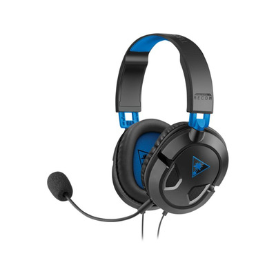 Turtle Beach , Recon 50P Stereo Gaming Headset (PS4 / Xbox One / PC / Mobile) Koptelefoon