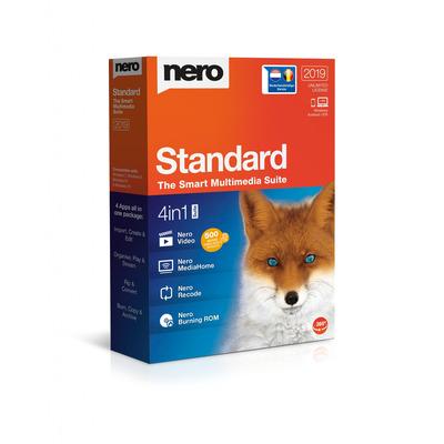 Nero 2019 Standard algemene utilitie