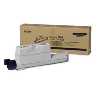 Xerox Black Ink Cass voor 7142 Inktcartridge - Zwart