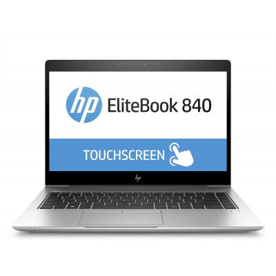 "HP EliteBook 840 G5 14"" i5 8GB 256GB met touchscreen laptop - Zilver"