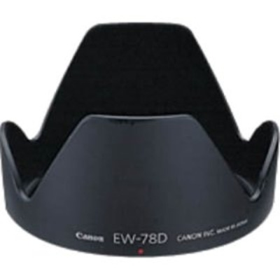Canon EW-78D Lenskap - Zwart