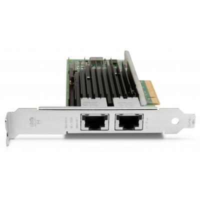 Hp netwerkkaart: Intel X540-T2 10GbE adapter met twee poorten