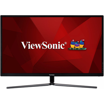 "Viewsonic VX 32"" IPS LCD WQHD Monitor - Zwart"
