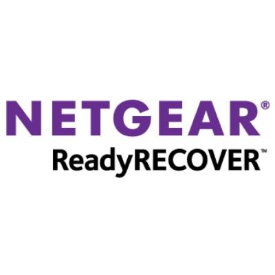 Netgear ReadyRECOVER 6pk, 1y Backup software